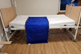Photo of One Glide Sheet Technique for Bed Transfers